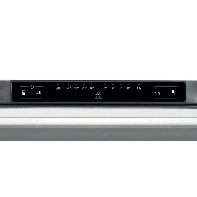 Hotpoint-Fridge-Freezer-Free-standing-H7T-911A-MX-H-AQUA-1-Mirror-Inox-2-doors-Control-panel