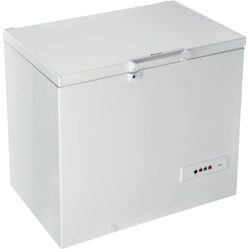 Hotpoint-Freezer-Free-standing-CS1A-250-H-FA-1-White-Perspective