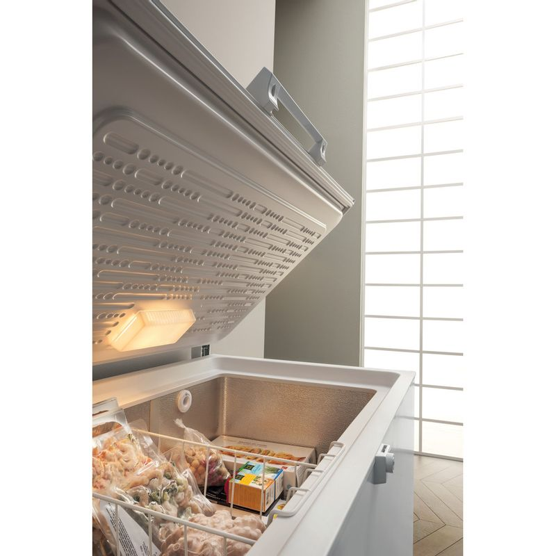 Hotpoint-Freezer-Free-standing-CS1A-250-H-FA-1-White-Lifestyle-perspective-open