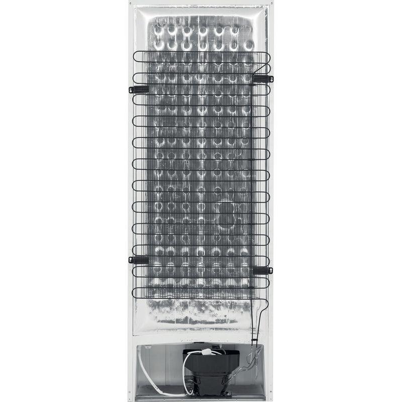 Hotpoint-Fridge-Freezer-Free-standing-FFU3D-W-1-White-3-doors-Back---Lateral