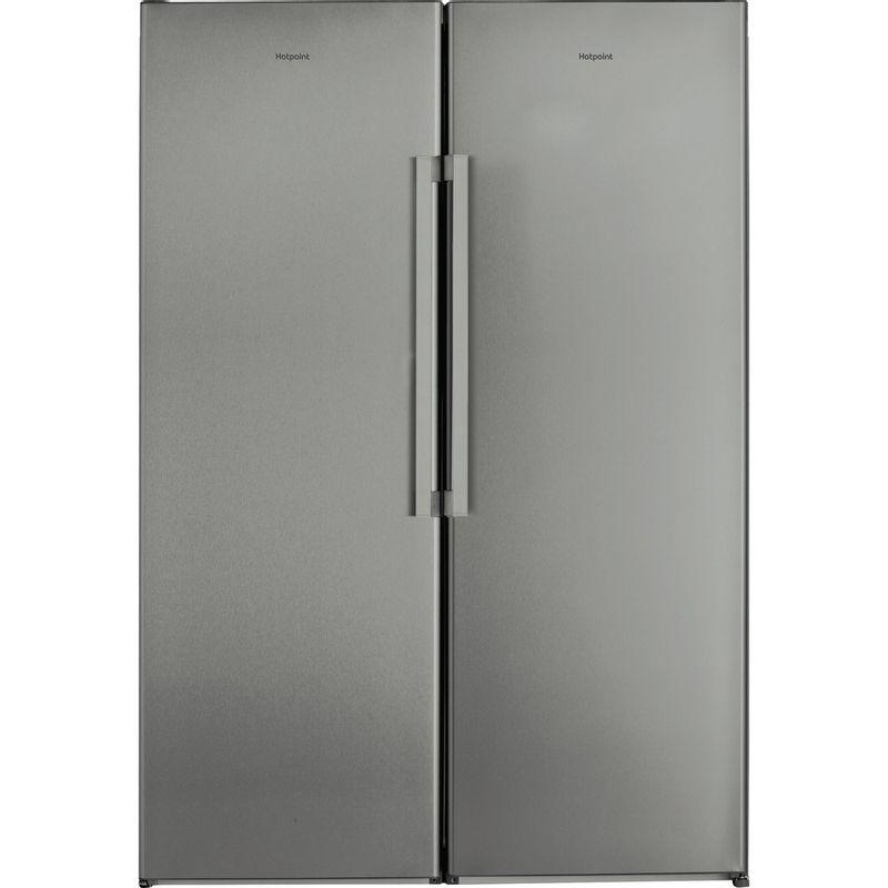 Hotpoint-Refrigerator-Free-standing-SH8-1Q-GRFD-UK-1-Graphite-Frontal