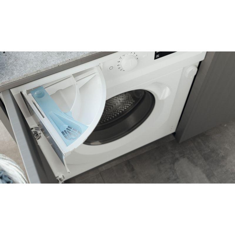 Hotpoint-Washer-dryer-Built-in-BI-WDHG-75148-UK-N-White-Front-loader-Drawer