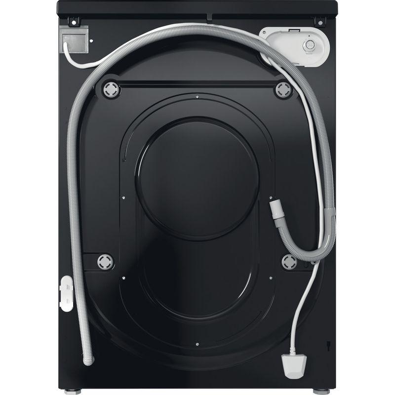 Hotpoint-Washer-dryer-Free-standing-RDGR-9662-KS-UK-N-Black-Front-loader-Back---Lateral