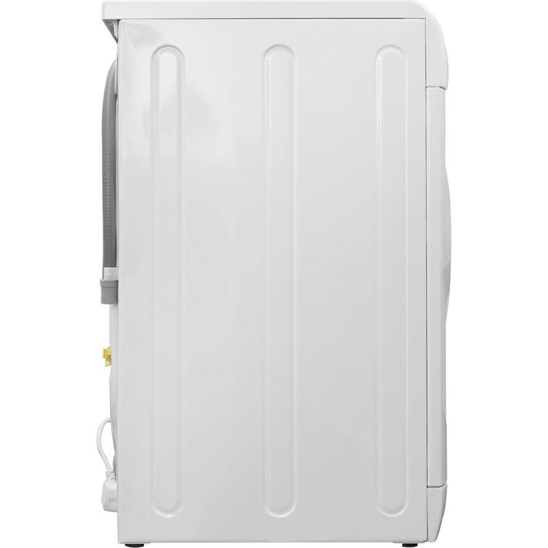 Hotpoint-Washer-dryer-Free-standing-RDG-9643-KS-UK-N-White-Front-loader-Back---Lateral