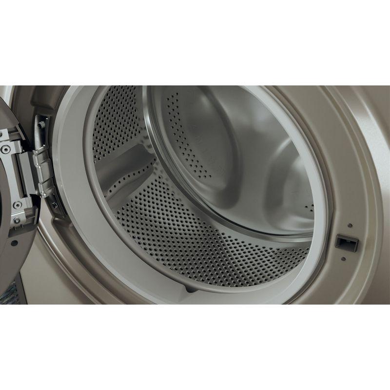 Hotpoint-Washer-dryer-Free-standing-RDG-9643-GK-UK-N-Graphite-Front-loader-Drum