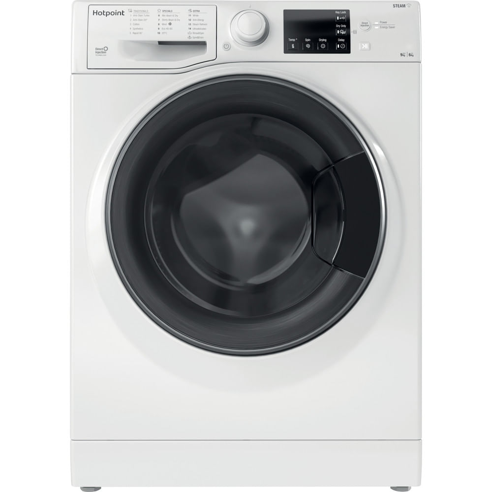 Hotpoint Freestanding Washer Dryer RD 964 JD UK N : discover the specifications of our home appliances and bring the innovation into your house and family.