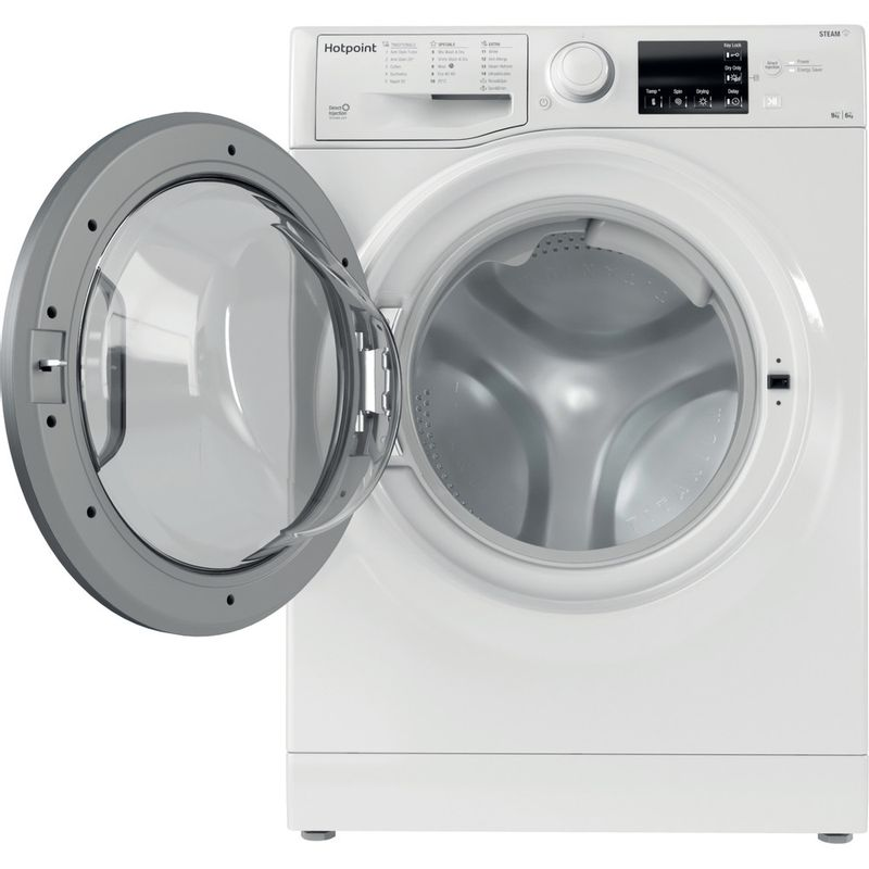 Hotpoint-Washer-dryer-Free-standing-RD-964-JD-UK-N-White-Front-loader-Frontal-open