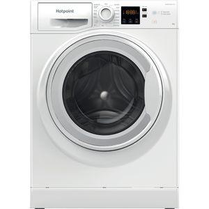 Hotpoint NSWM 863C W UK N Washing Machine - White