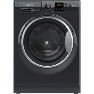 Hotpoint NSWM 843C BS UK N Washing Machine - Black