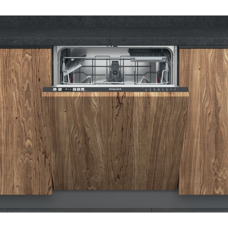 Hotpoint-Dishwasher-Built-in-HIC-3B19-C-UK-Full-integrated-F-Frontal