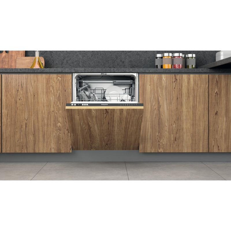 Hotpoint-Dishwasher-Built-in-HIC-3B19-C-UK-Full-integrated-F-Lifestyle-frontal-open