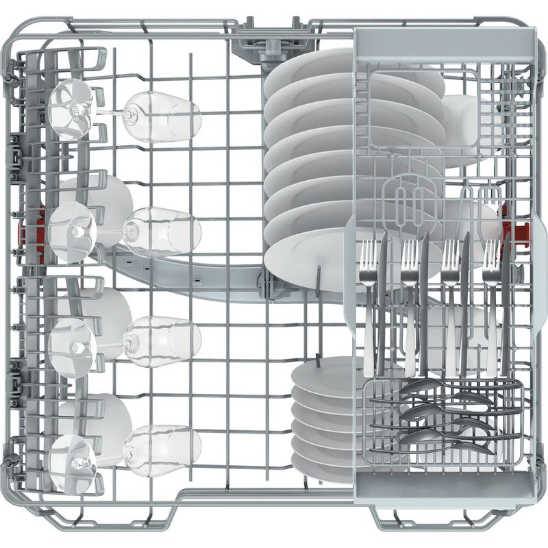 Hotpoint-Dishwasher-Built-in-HIC-3B19-C-UK-Full-integrated-F-Rack