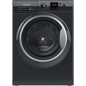 Hotpoint NSWM 963C BS UK N Washing Machine - Black
