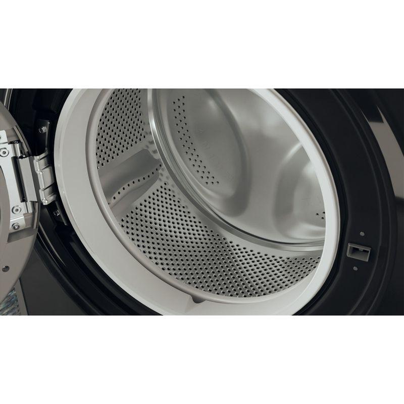 Hotpoint-Washer-dryer-Free-standing-RD-966-JKD-UK-N-Black-Front-loader-Drum