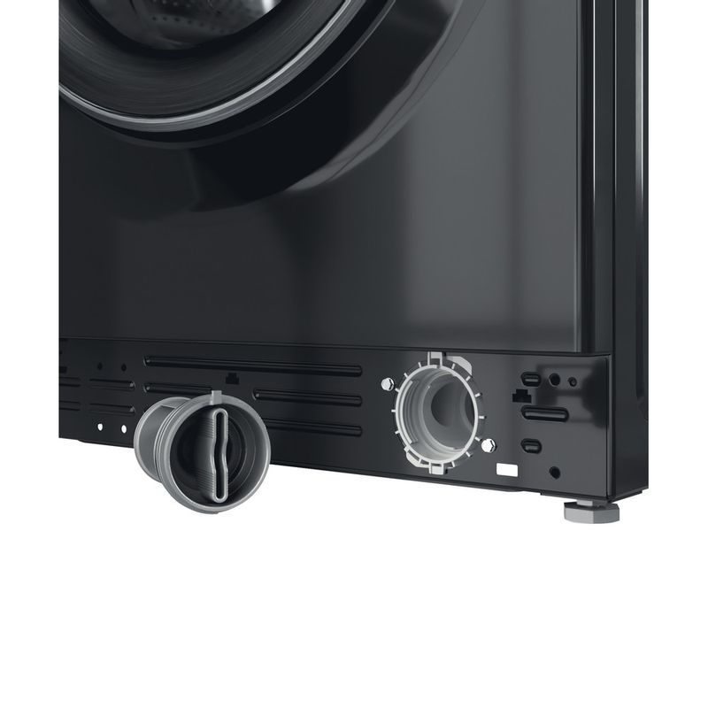 Hotpoint-Washer-dryer-Free-standing-RD-966-JKD-UK-N-Black-Front-loader-Filter