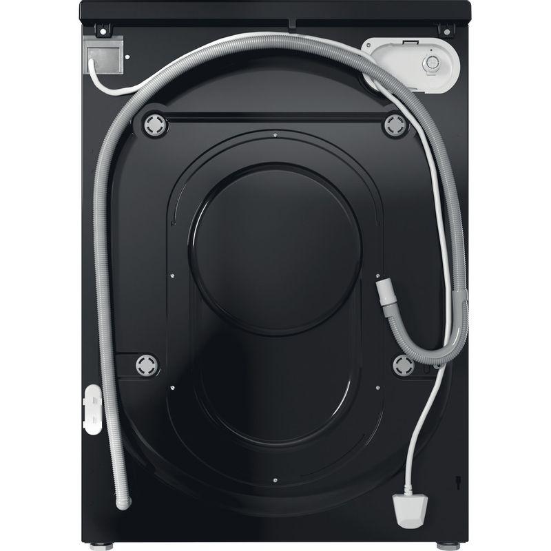 Hotpoint-Washer-dryer-Free-standing-RD-966-JKD-UK-N-Black-Front-loader-Back---Lateral