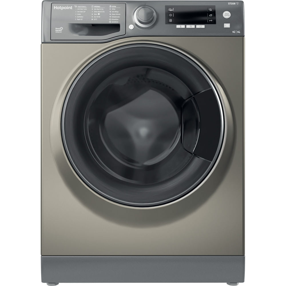 Hotpoint Freestanding Washer Dryer RD 966 JGD UK N : discover the specifications of our home appliances and bring the innovation into your house and family.