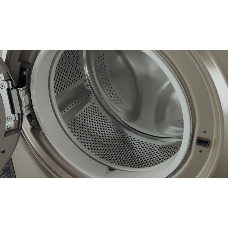 Hotpoint-Washer-dryer-Free-standing-RD-966-JGD-UK-N-Graphite-Front-loader-Drum