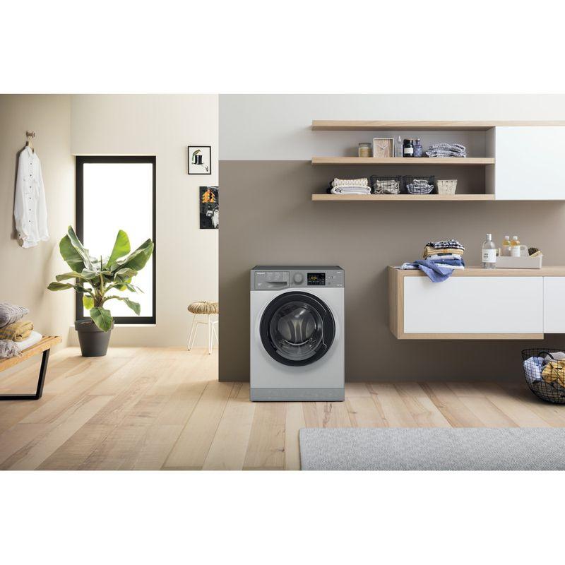 Hotpoint-Washer-dryer-Free-standing-RDGR-9662-GK-UK-N-Graphite-Front-loader-Lifestyle-frontal
