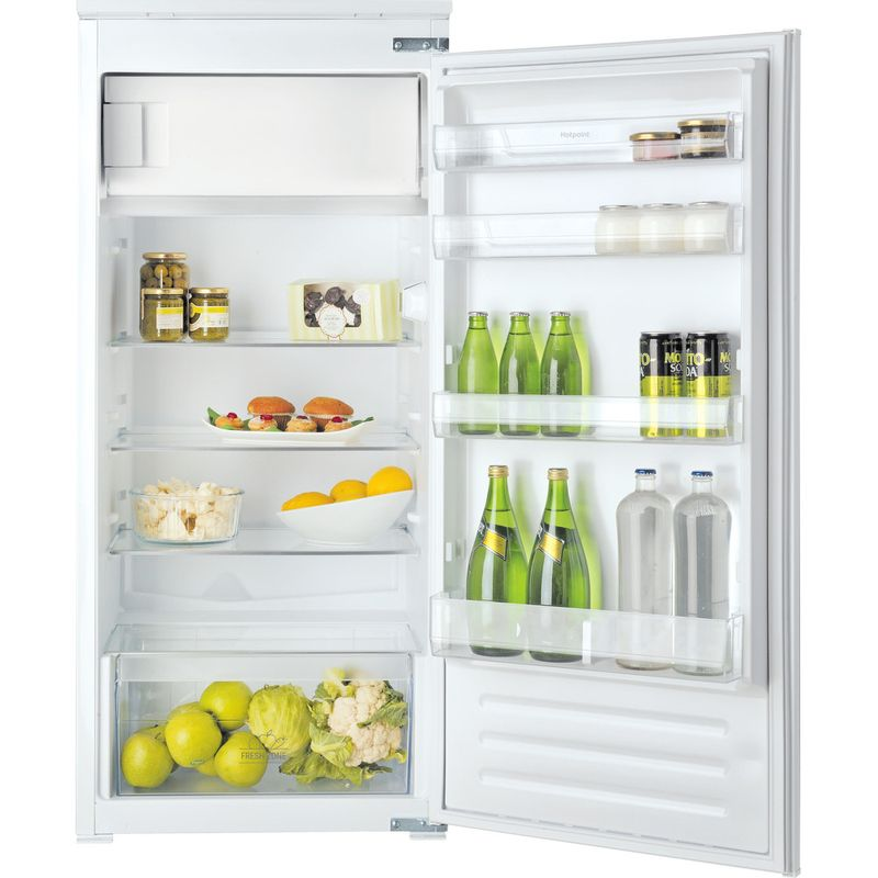 Hotpoint-Refrigerator-Built-in-HSZ-12-A2D.UK-1-Inox-Frontal-open