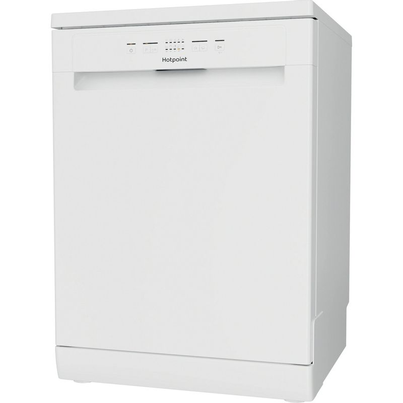 Hotpoint-Dishwasher-Free-standing-HFE-2B-26-C-N-UK-Free-standing-E-Perspective