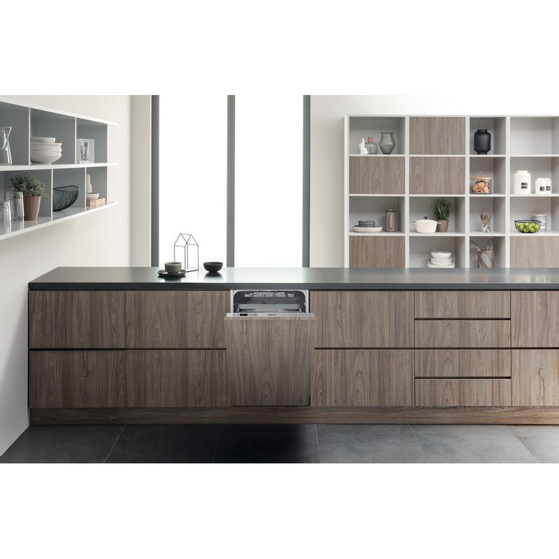 Hotpoint-Dishwasher-Built-in-HSIC-3M19-C-UK-N-Full-integrated-F-Lifestyle-frontal