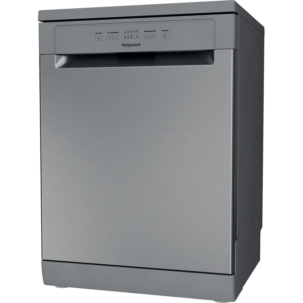 Hotpoint Freestanding Dishwasher HFC 2B19 X UK N : discover the specifications of our home appliances and bring the innovation into your house and family.