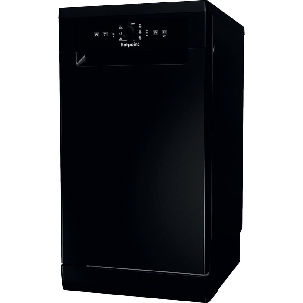 Hotpoint Freestanding Dishwasher HSFE 1B19 B UK N : discover the specifications of our home appliances and bring the innovation into your house and family.