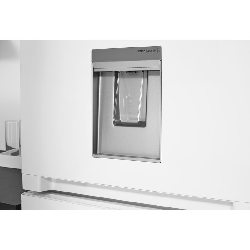 Hotpoint-Fridge-Freezer-Free-standing-HBNF-55181-W-AQUA-UK-1-White-2-doors-Lifestyle-detail