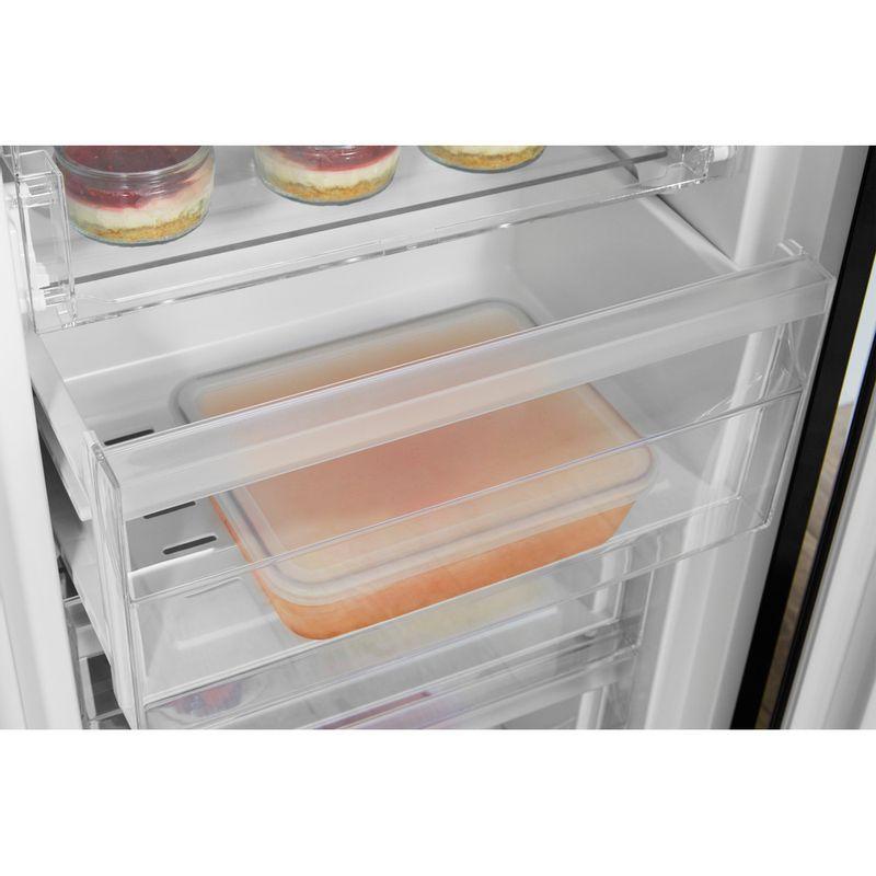 Hotpoint-Fridge-Freezer-Free-standing-HBNF-55181-B-UK-1-Black-2-doors-Drawer