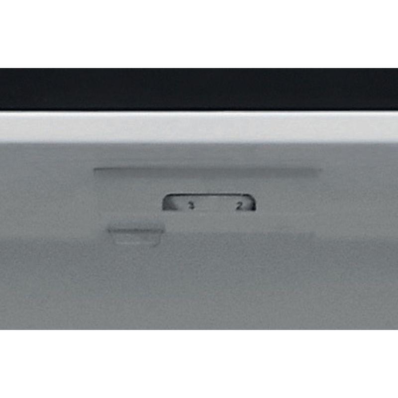 Hotpoint-Fridge-Freezer-Free-standing-HBNF-55181-B-AQUA-UK-1-Black-2-doors-Control-panel