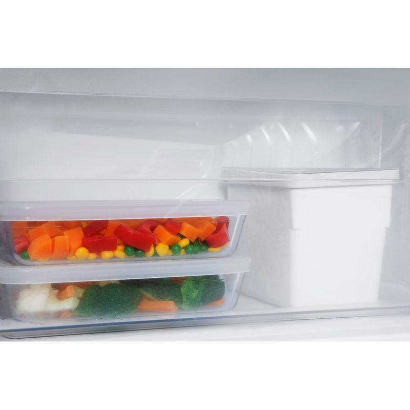 Hotpoint-Fridge-Freezer-Built-in-HMCB-50501-UK-White-2-doors-Drawer