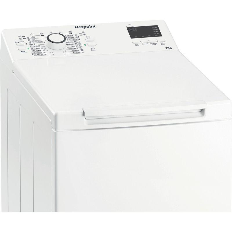 Hotpoint-Washing-machine-Free-standing-WMTF-722U-UK-N-White-Top-loader-E-Control-panel
