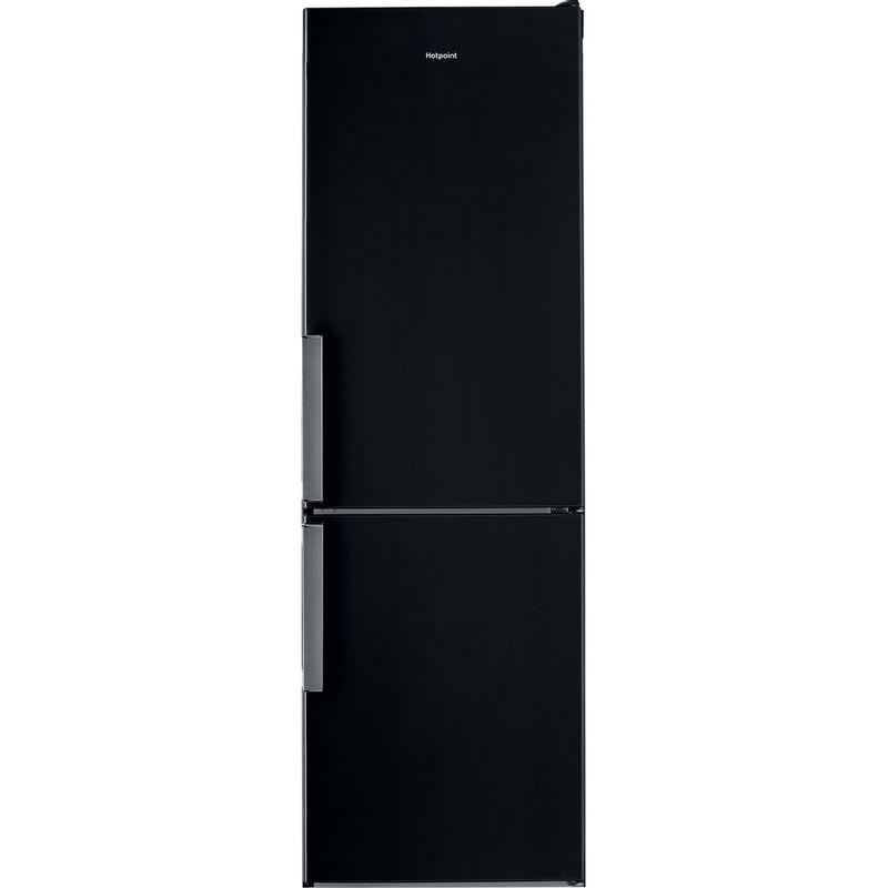 Hotpoint-Fridge-Freezer-Free-standing-H5T-811I-K-H-1-Black-2-doors-Frontal