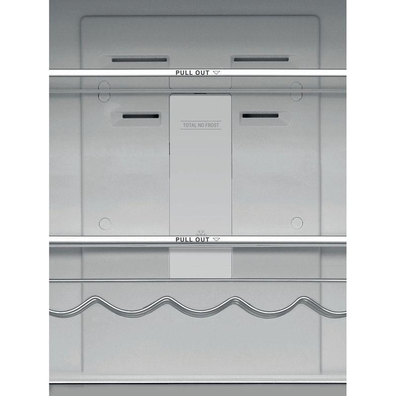 Hotpoint-Fridge-Freezer-Free-standing-H5T-811I-K-H-1-Black-2-doors-Drawer