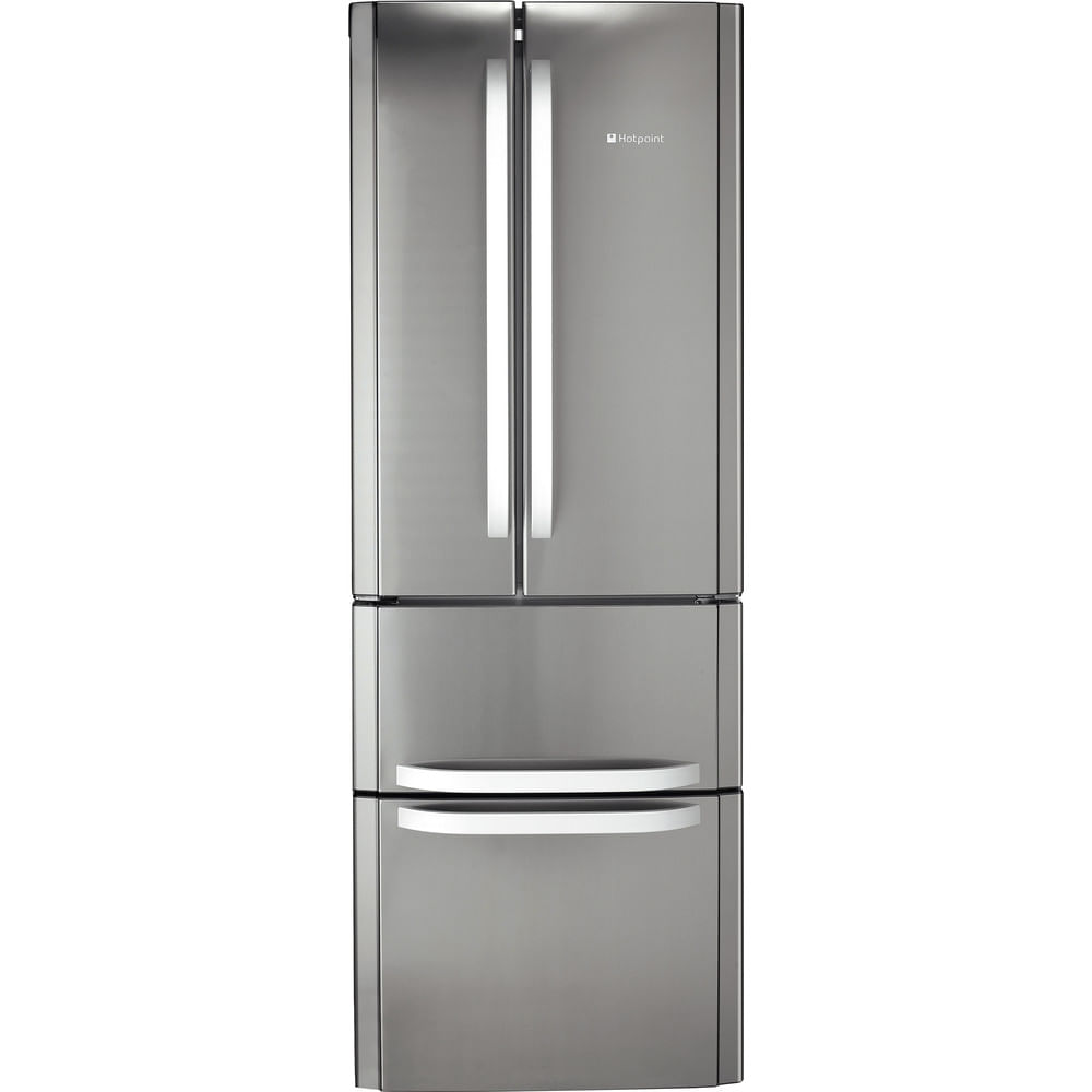 Hotpoint Freestanding fridge freezer FFU4D X 1 : discover the specifications of our home appliances and bring the innovation into your house and family.