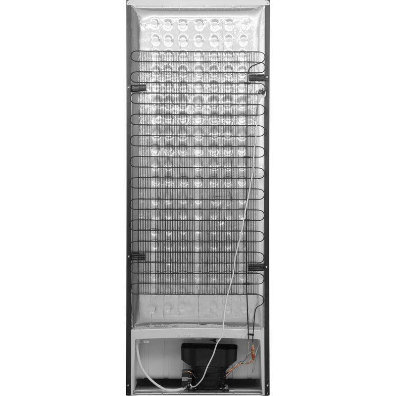 Hotpoint-Fridge-Freezer-Free-standing-FFU4D-K-1-Black-4-doors-Back---Lateral