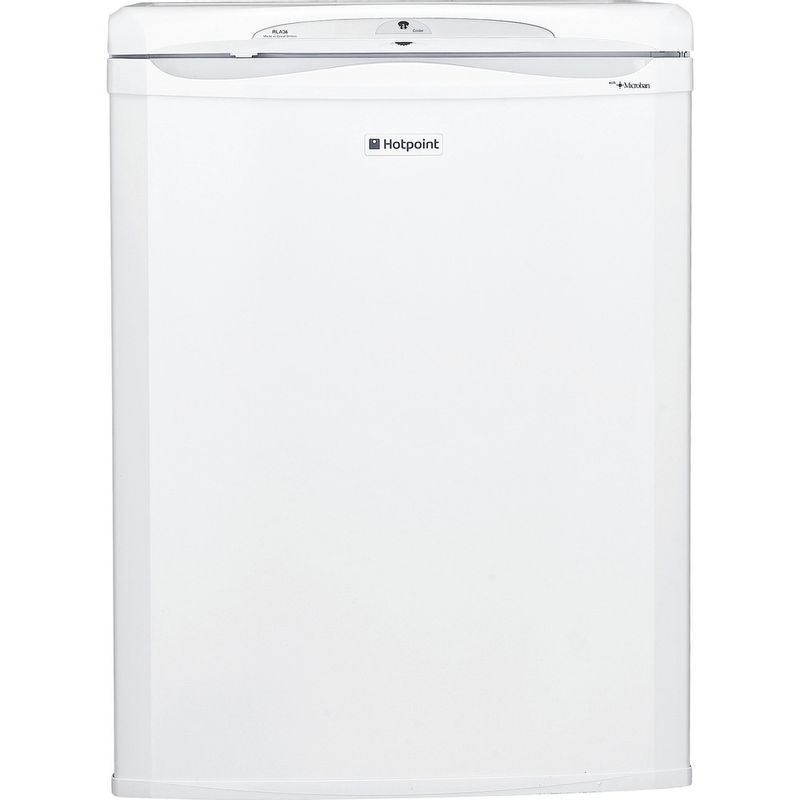 Hotpoint-Refrigerator-Free-standing-RLA36P-1-Global-white-Frontal