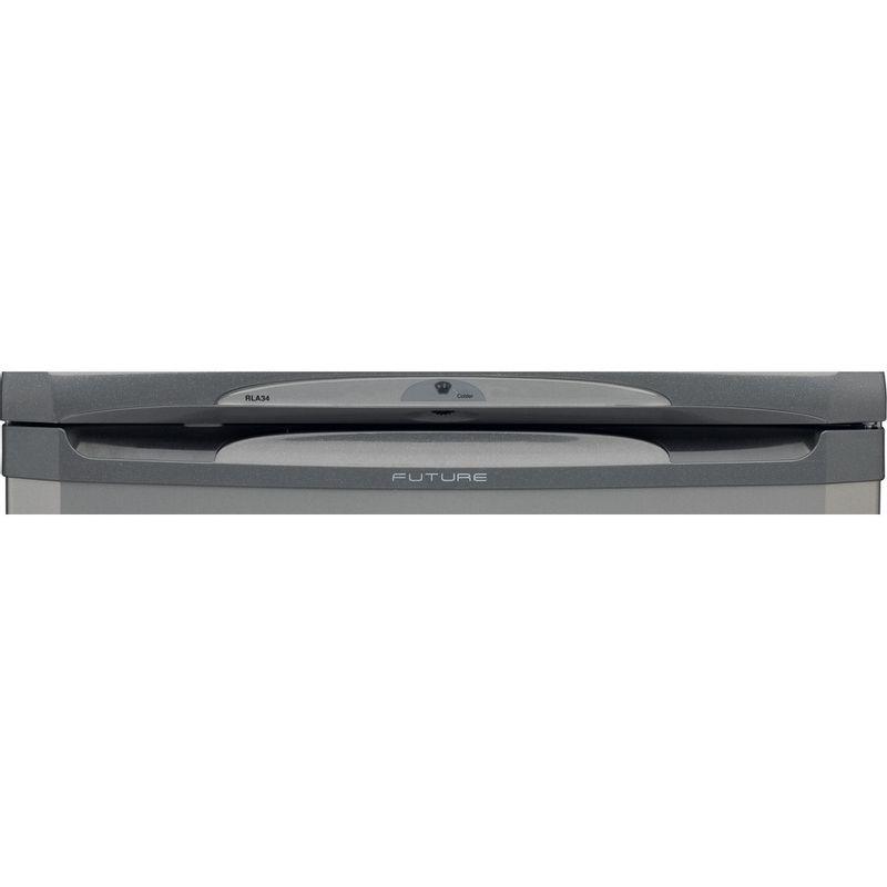 Hotpoint-Refrigerator-Free-standing-RLA36G-1-Graphite-Control-panel