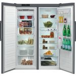 Hotpoint-Refrigerator-Free-standing-SH6-A1Q-GRD-1-Graphite-Frontal-open