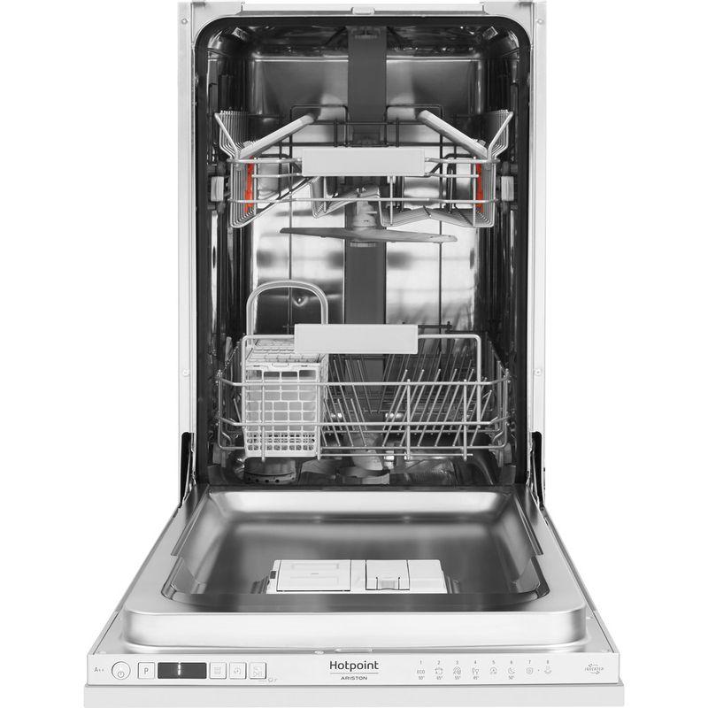 Hotpoint-Dishwasher-Built-in-HSICIH-4798-BI-UK-Full-integrated-E-Frontal-open