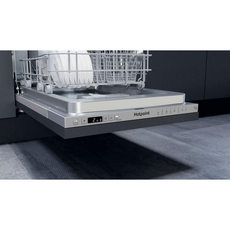 Hotpoint-Dishwasher-Built-in-HSICIH-4798-BI-UK-Full-integrated-E-Lifestyle-control-panel