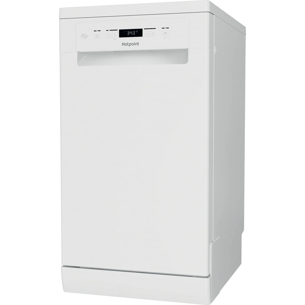 Hotpoint Freestanding Dishwasher HSFCIH 4798 FS UK : discover the specifications of our home appliances and bring the innovation into your house and family.