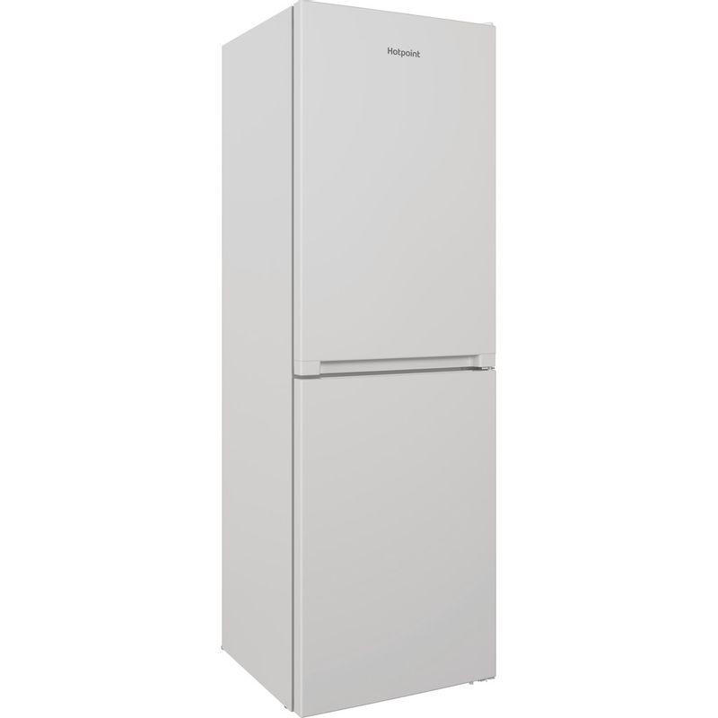 Hotpoint-Fridge-Freezer-Free-standing-HTFC8-50TI1-W-1-White-2-doors-Perspective