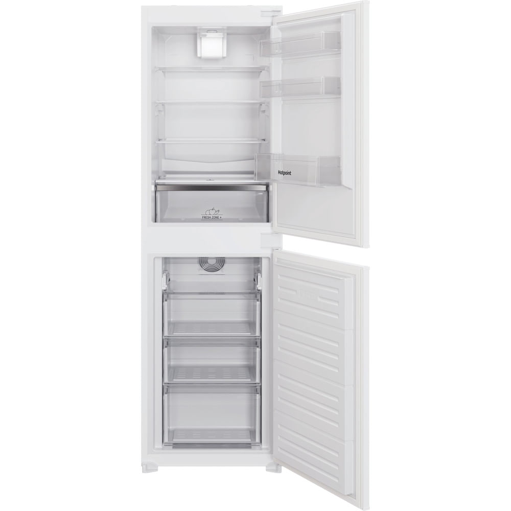 Hotpoint Integrated fridge freezer HBC18 5050 F1 : discover the specifications of our home appliances and bring the innovation into your house and family.