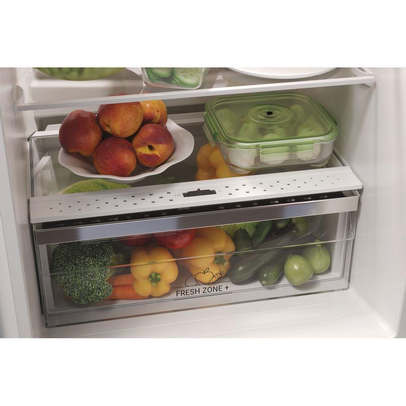 Hotpoint-Fridge-Freezer-Built-in-HBC18-5050-F1-White-2-doors-Drawer