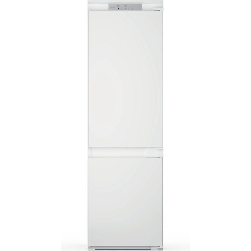 Hotpoint-Fridge-Freezer-Built-in-HTC18-T532-UK-White-2-doors-Frontal