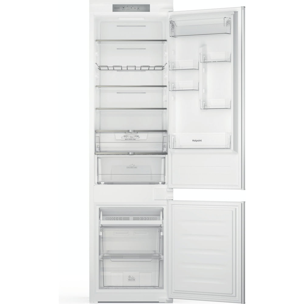 Hotpoint Integrated fridge freezer HTC20 T321 UK : discover the specifications of our home appliances and bring the innovation into your house and family.
