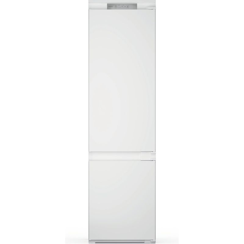 Hotpoint-Fridge-Freezer-Built-in-HTC20-T321-UK-White-2-doors-Frontal