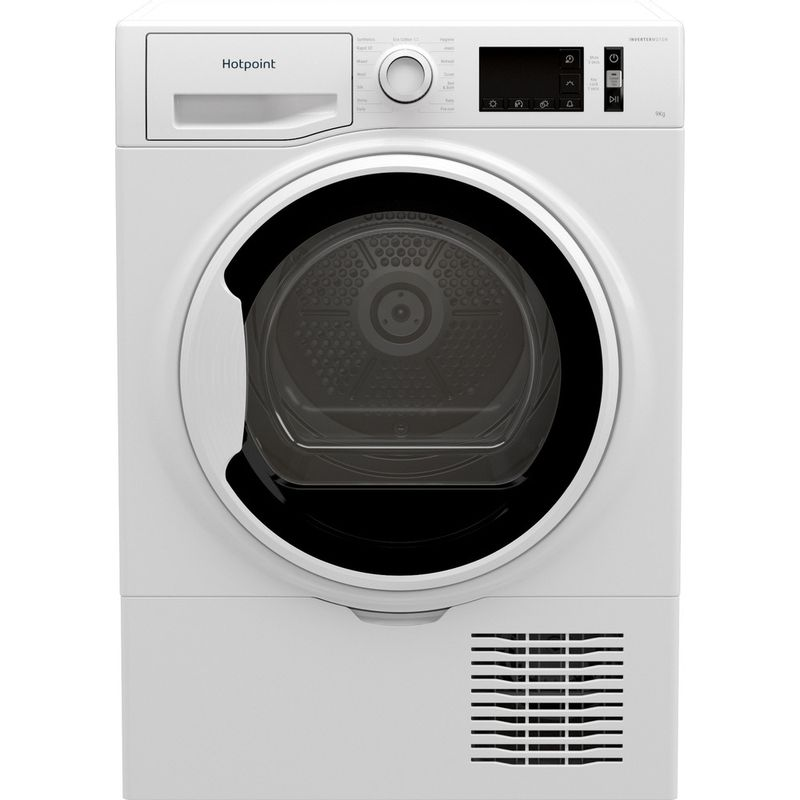 Hotpoint-Dryer-H3-D91WB-UK-White-Frontal